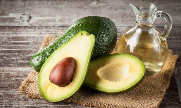 Produkte mit Avocadoöl